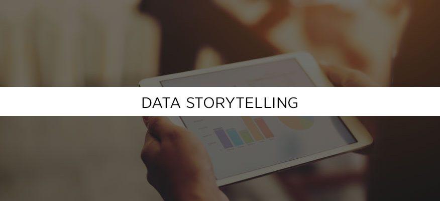 Data storytelling, la voz que convence