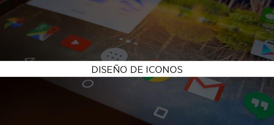 Iconos y diseño, los parámetros que garantizan la funcionalidad