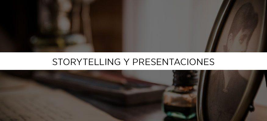 Storytelling y presentaciones, el dúo del éxito