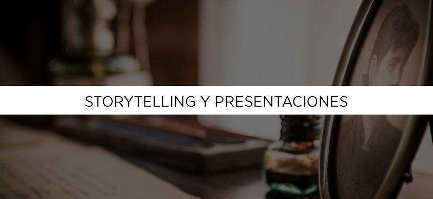 Storytelling y presentaciones, cómo combinar un discurso de comunicación con una historia.