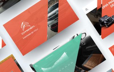 Presentación Citroën 2020