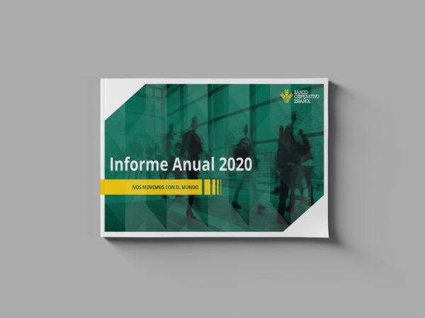 Memoria 2020 Caja Rural